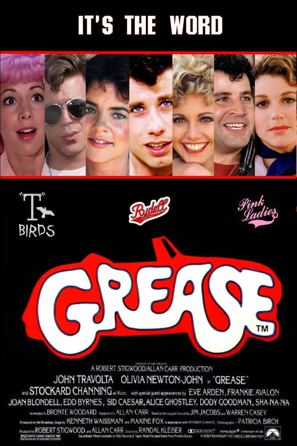 grease 1978 posters � the movie database tmdb