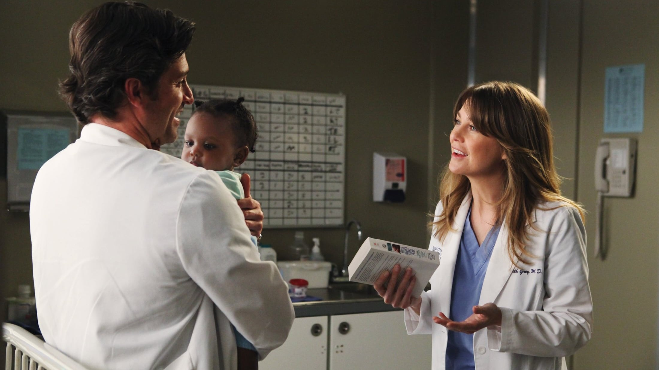 Grey's Anatomy Season 7 :Episode 21  I Will Survive