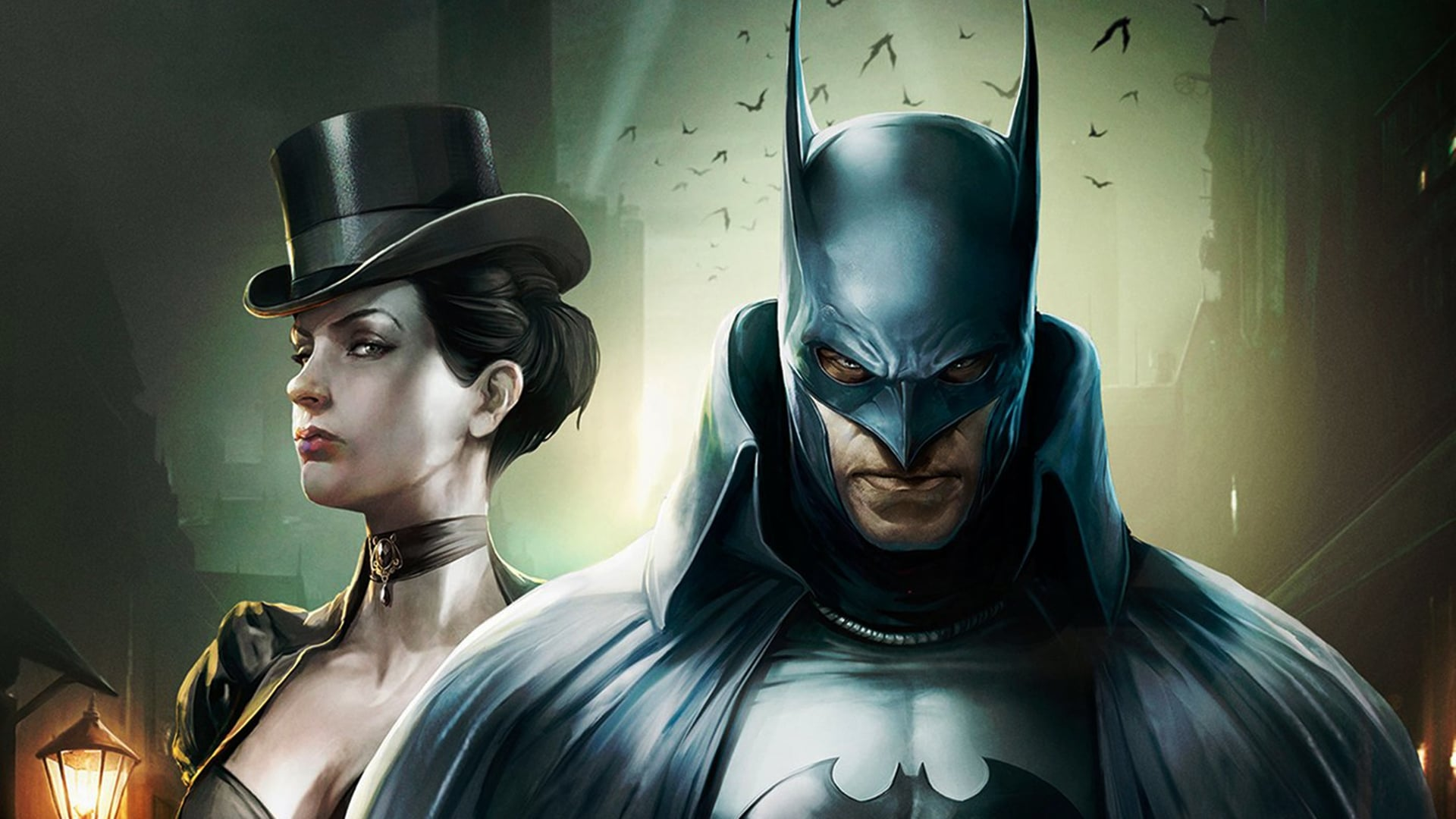 Gotham By Gaslight Film