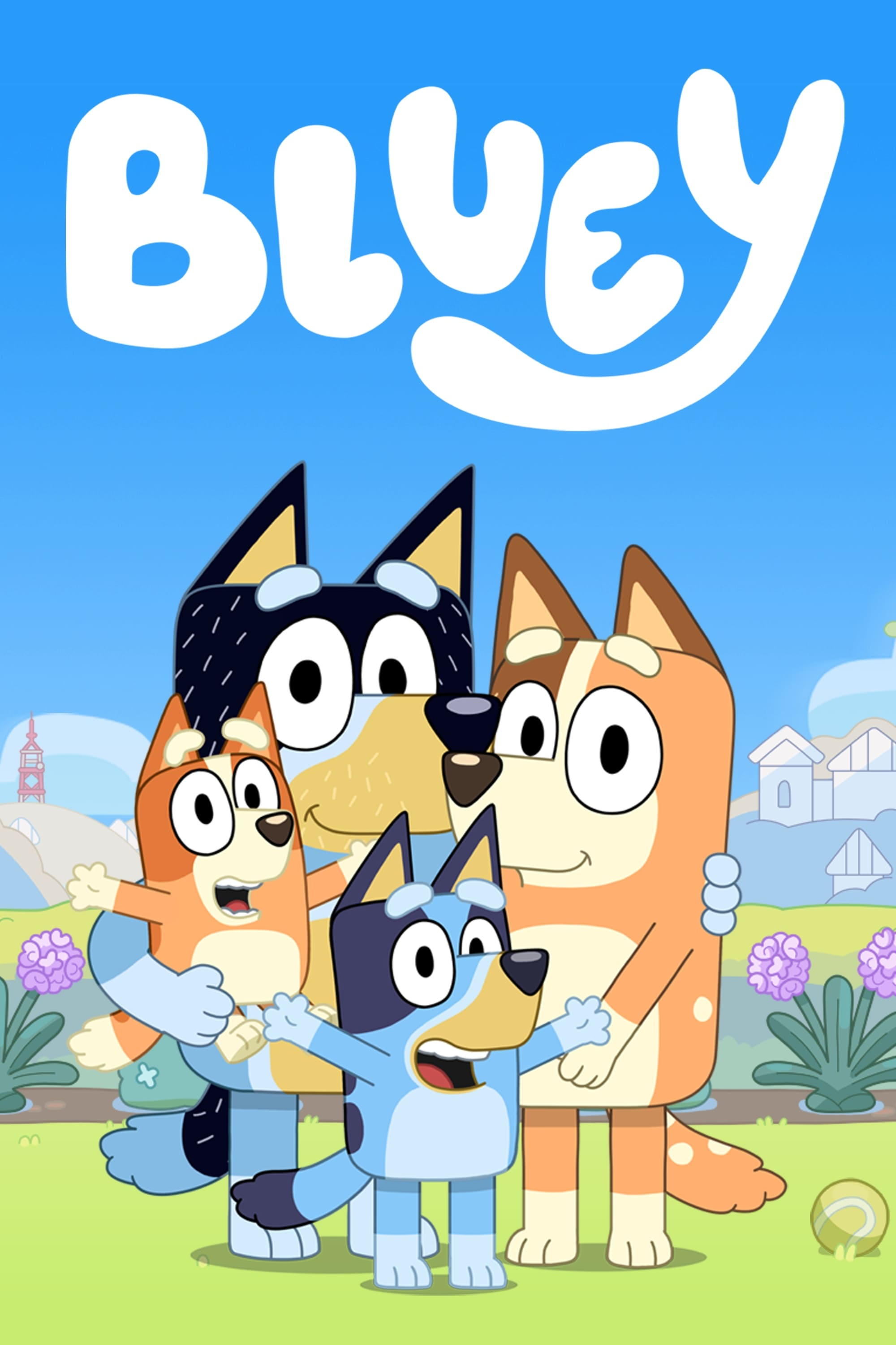 Bluey TV Shows About Growing Up