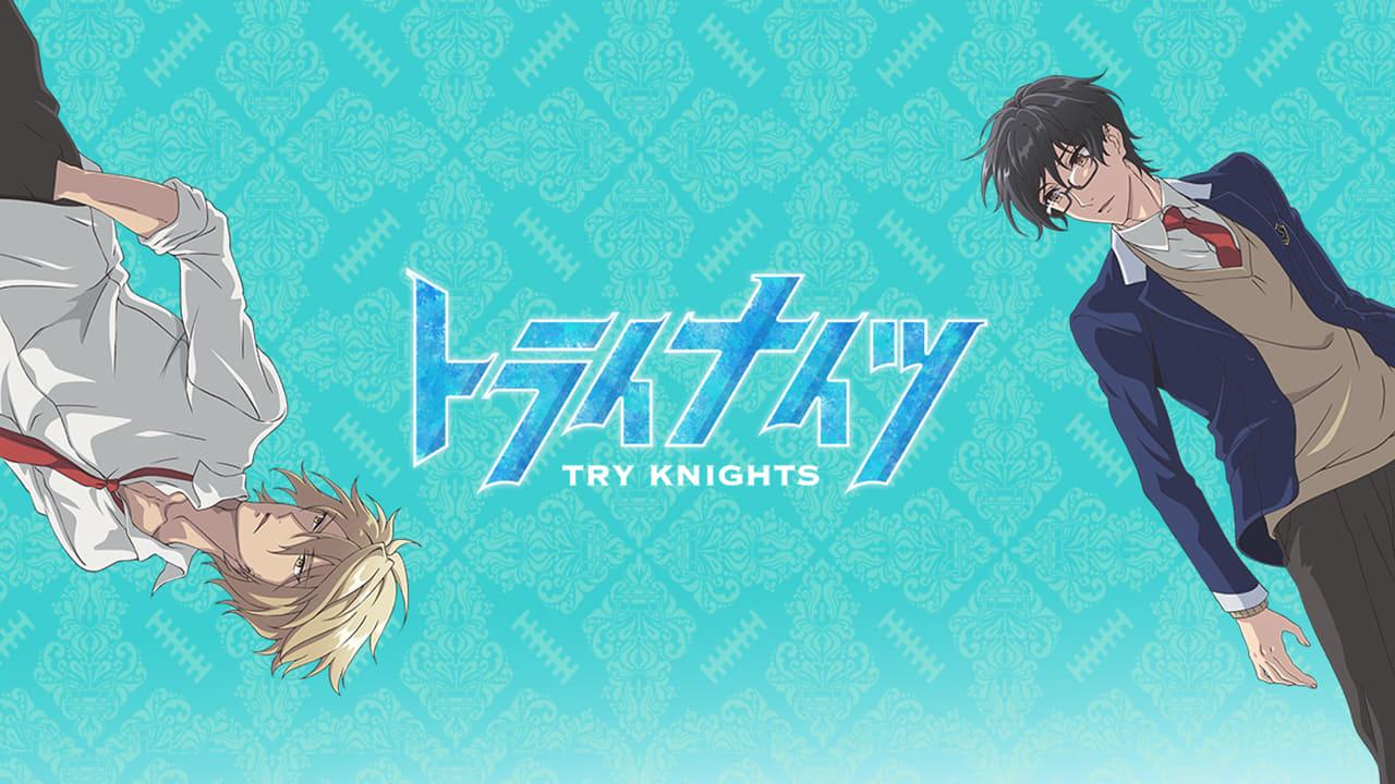 Portada de Try Knights