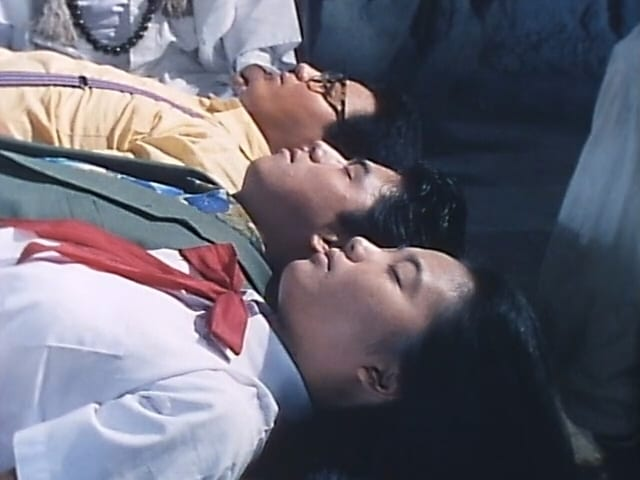 Super Sentai Season 15 :Episode 27  The Great Escape From Hell