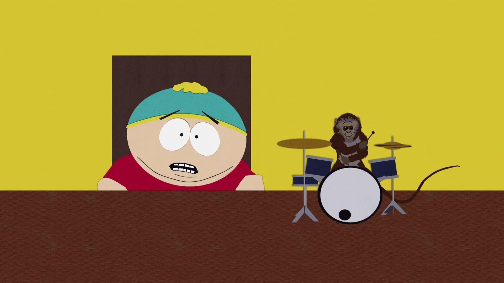 South Park Season 3 :Episode 12  Hooked on Monkey Fonics