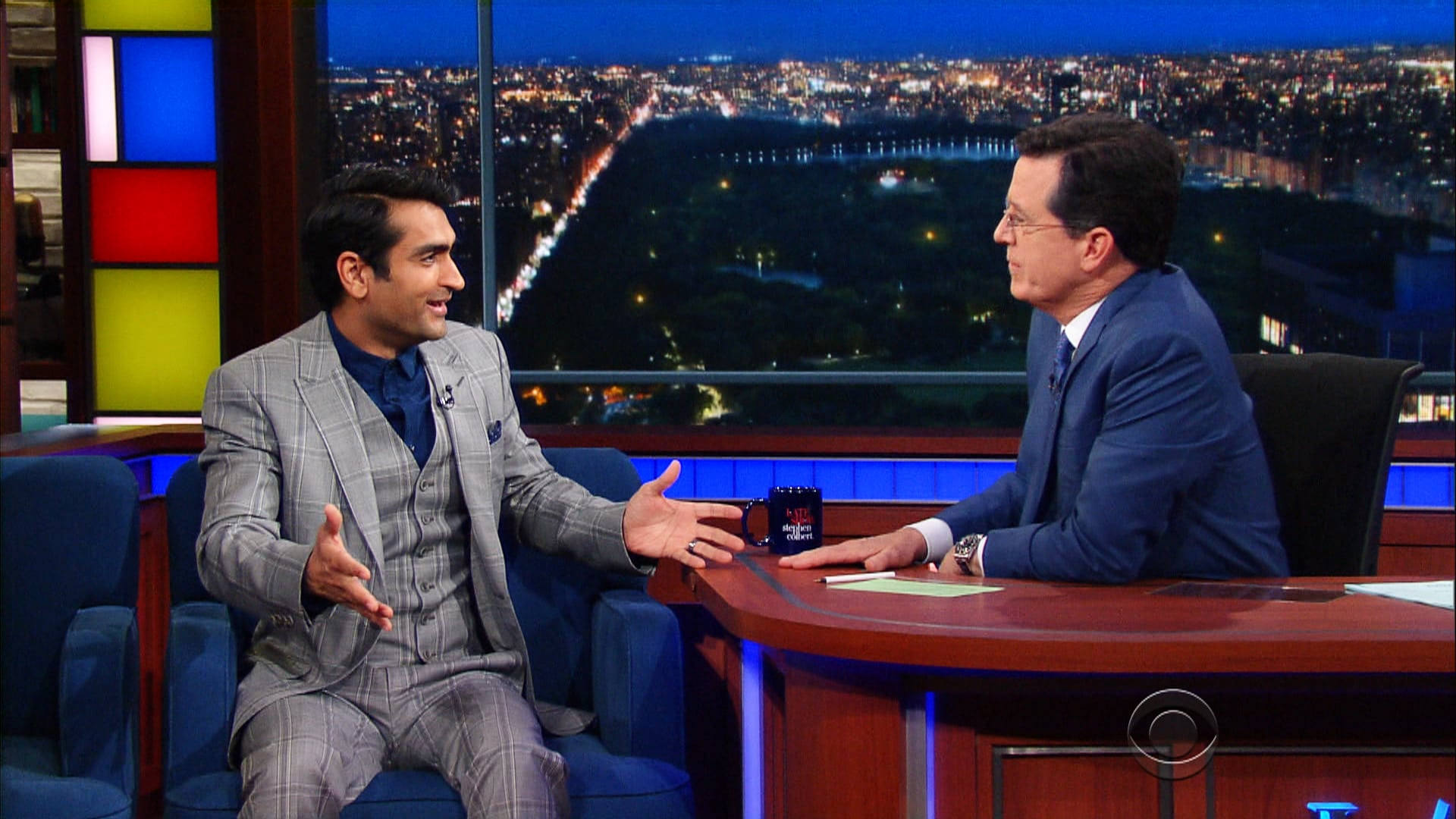 The Late Show with Stephen Colbert - Season 1 Episode 137 : Lily Tomlin, Kumail Nanjiani, Ryan Hamilton