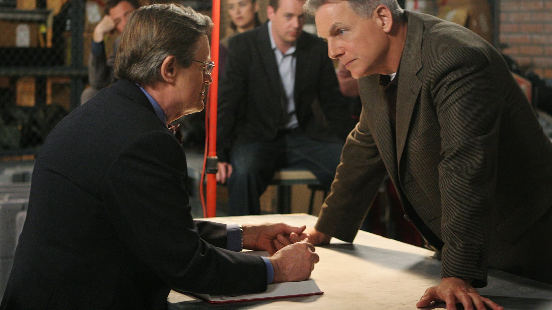 NCIS Season 5 :Episode 14  Internal Affairs