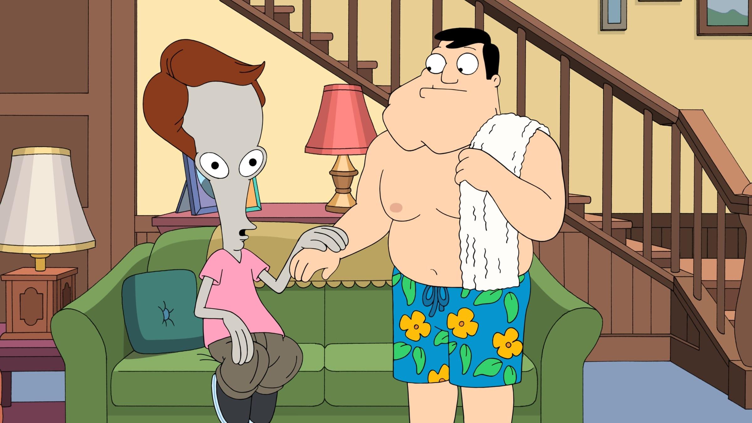 American Dad! Season 10 :Episode 9  Vision: Impossible
