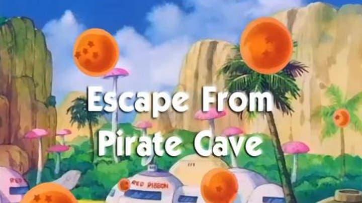 Dragon Ball Season 1 :Episode 54  Escape from Pirate Cave