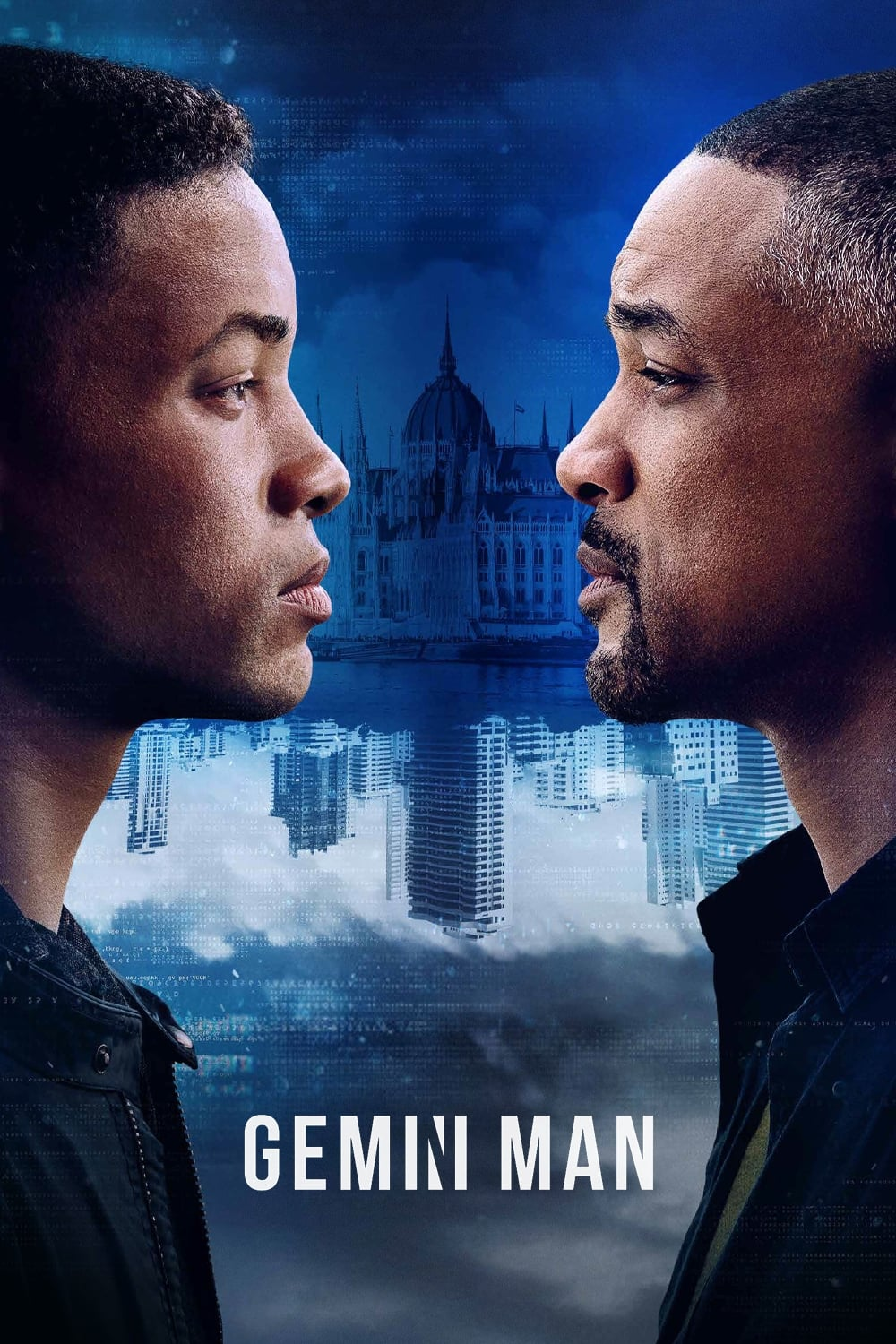 Gemini Man 2019 - Posters  The Movie Database Tmdb-4813