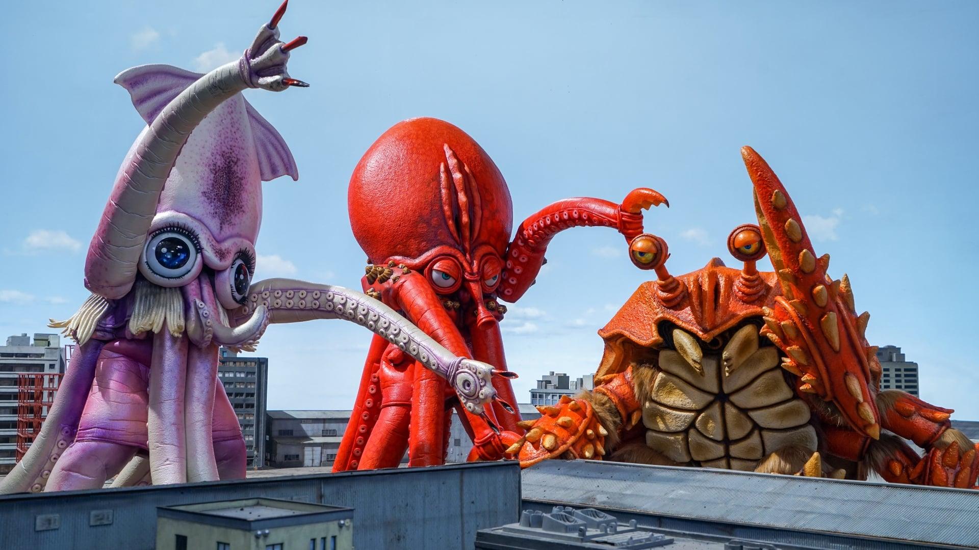 Monster SeaFood Wars (2020)