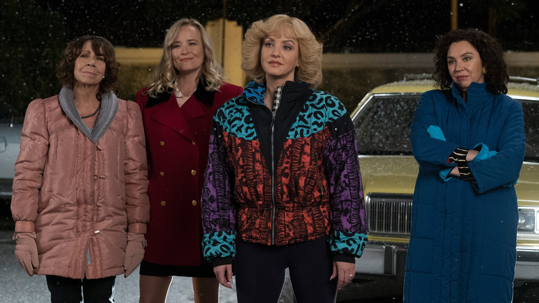 The Goldbergs Season 5 :Episode 11  The Goldberg Girls