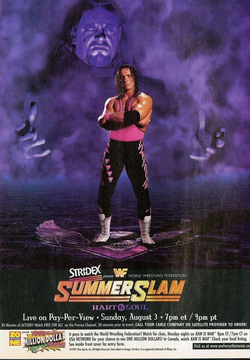 WWE SummerSlam 1997 (1997)