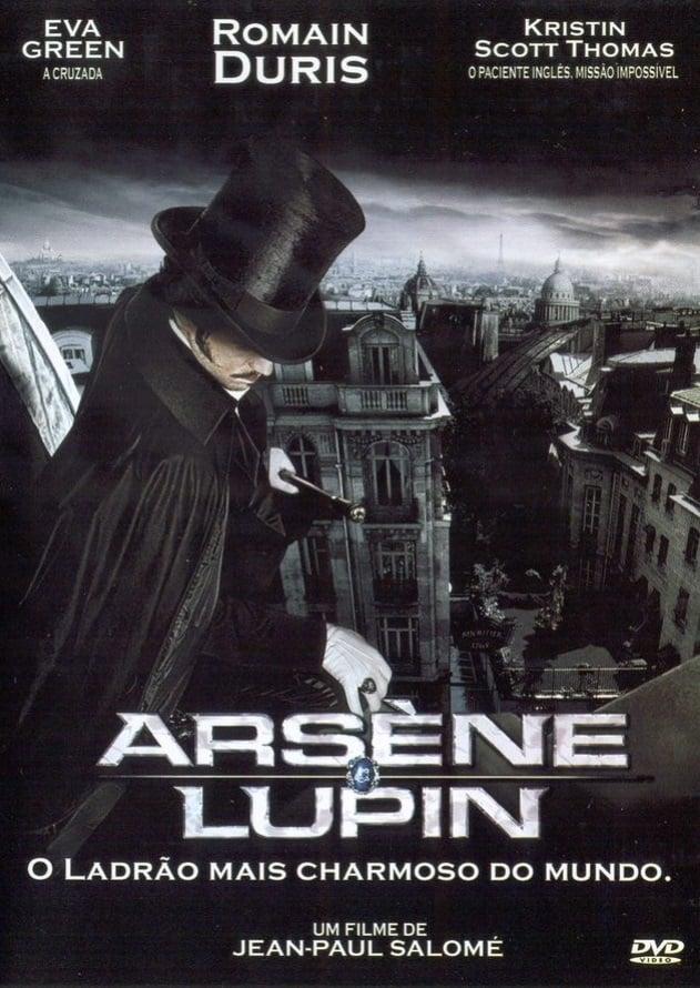 Arsène Lupin: O Ladrão Mais Charmoso do Mundo Dublado