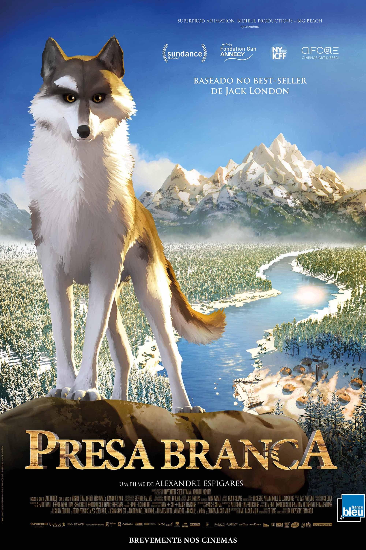 Caninos Brancos – Dublado (2018)