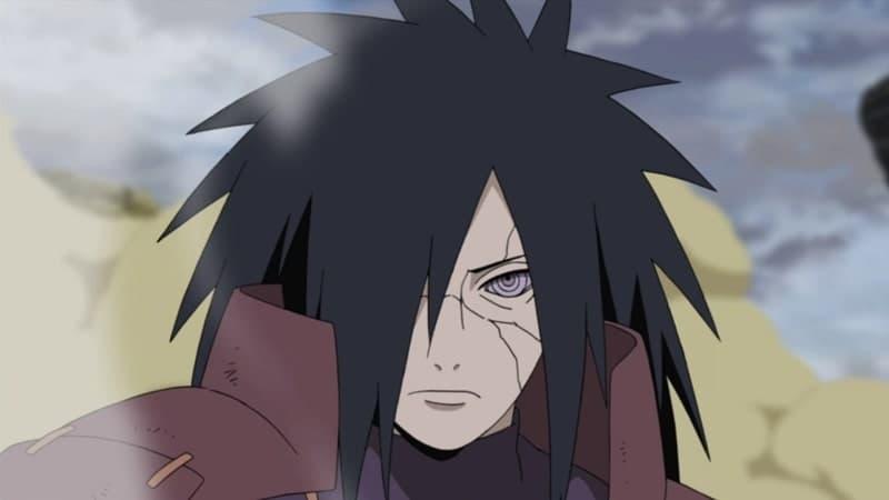 Naruto Shippūden Season 15 :Episode 322  Madara Uchiha