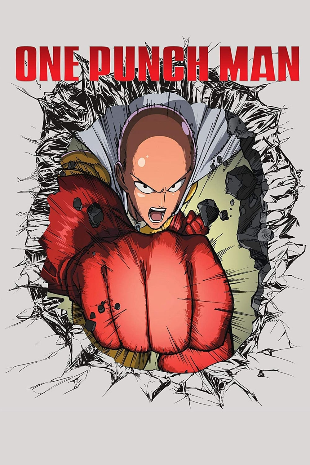 One-Punch Man Season 1