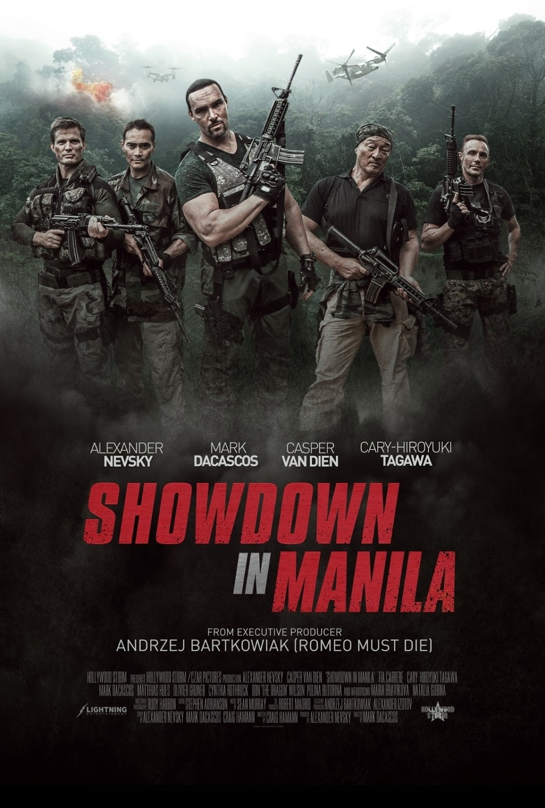 Showdown In Manila ()
