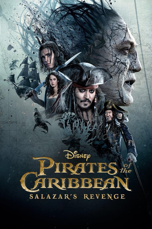 PIRATAS DEL CARIBE: LA VENGANZA DE SALAZAR (2017) HD 720P LATINO/INGLES