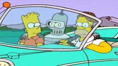 The Simpsons Season 16 :Episode 15  Future-Drama