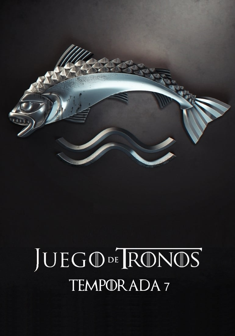 Game of Thrones (2017) [Temporada 7] [Completa] [Latino] [1 Link] [MEGA]