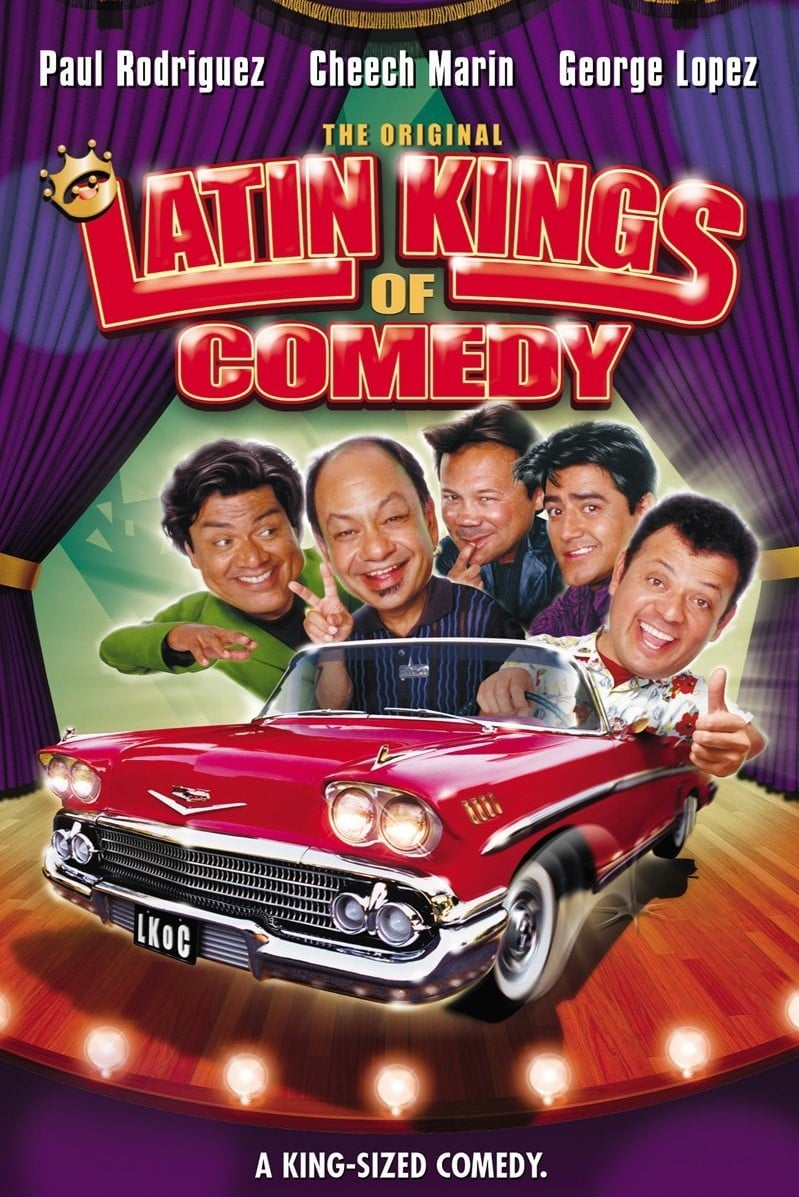 The Original Latin Kings of Comedy (2002)