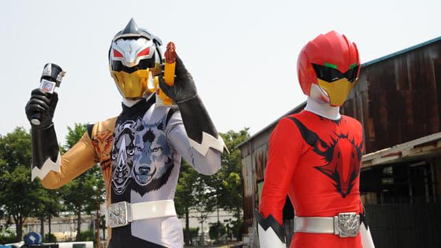 Super Sentai Season 40 :Episode 20  Monarch of the World