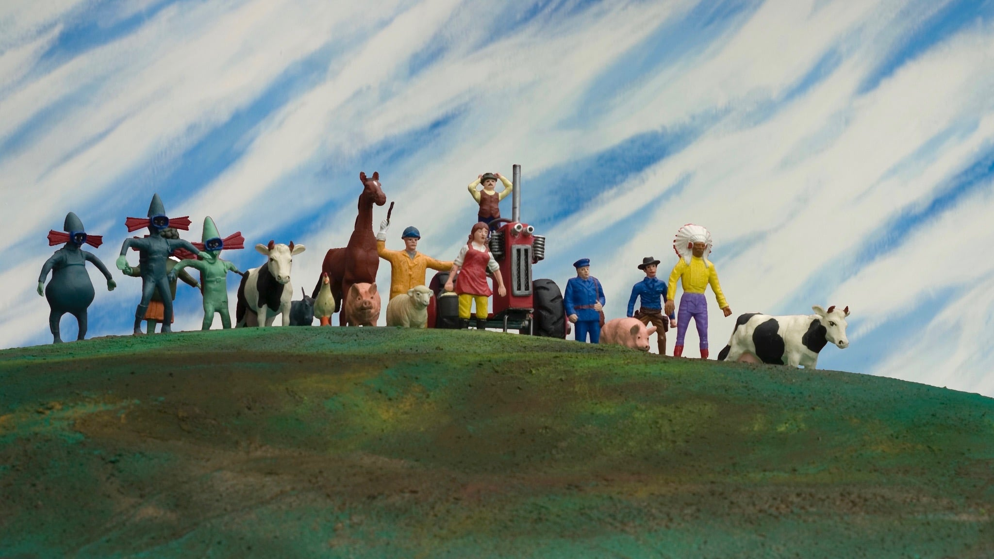 Pánico en la granja (2009)