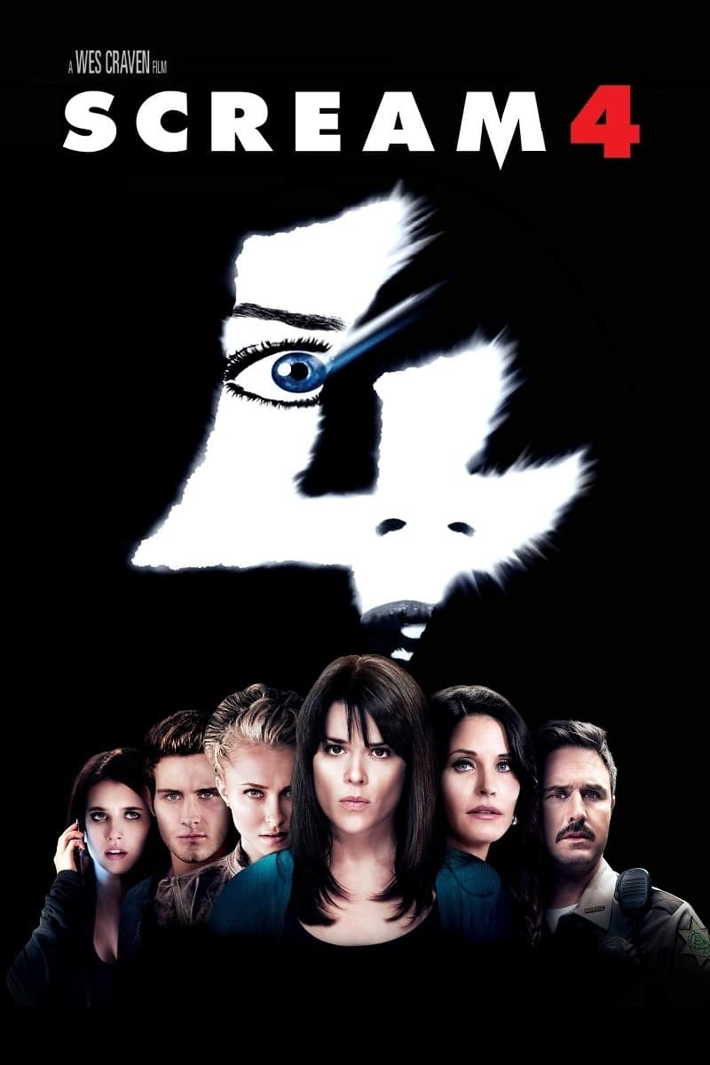 scream 4 2011 posters � the movie database tmdb