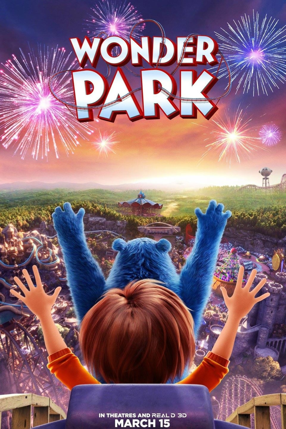 Poster and image movie Film Wonder Park - Wonder Park 2019