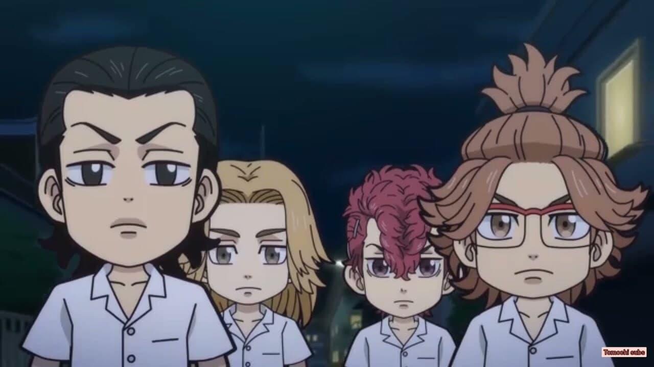 Tokyo Revengers Season 0 :Episode 4  Chibi Reve #3
