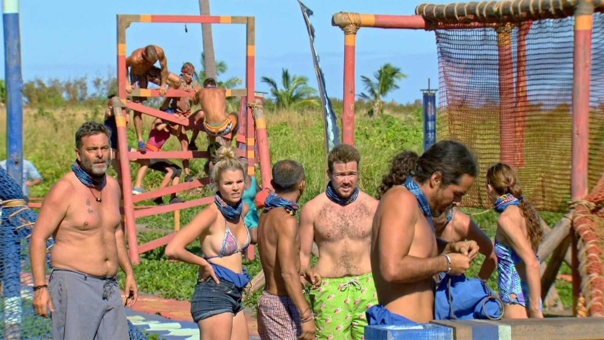 Survivor Season 34 :Episode 6  What Happened on Exile, Stays on Exile