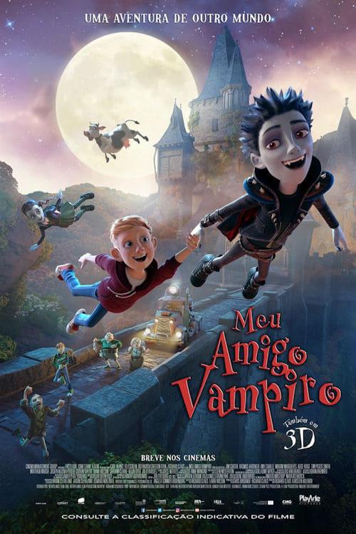 Meu Amigo Vampiro – Dublado (2018)