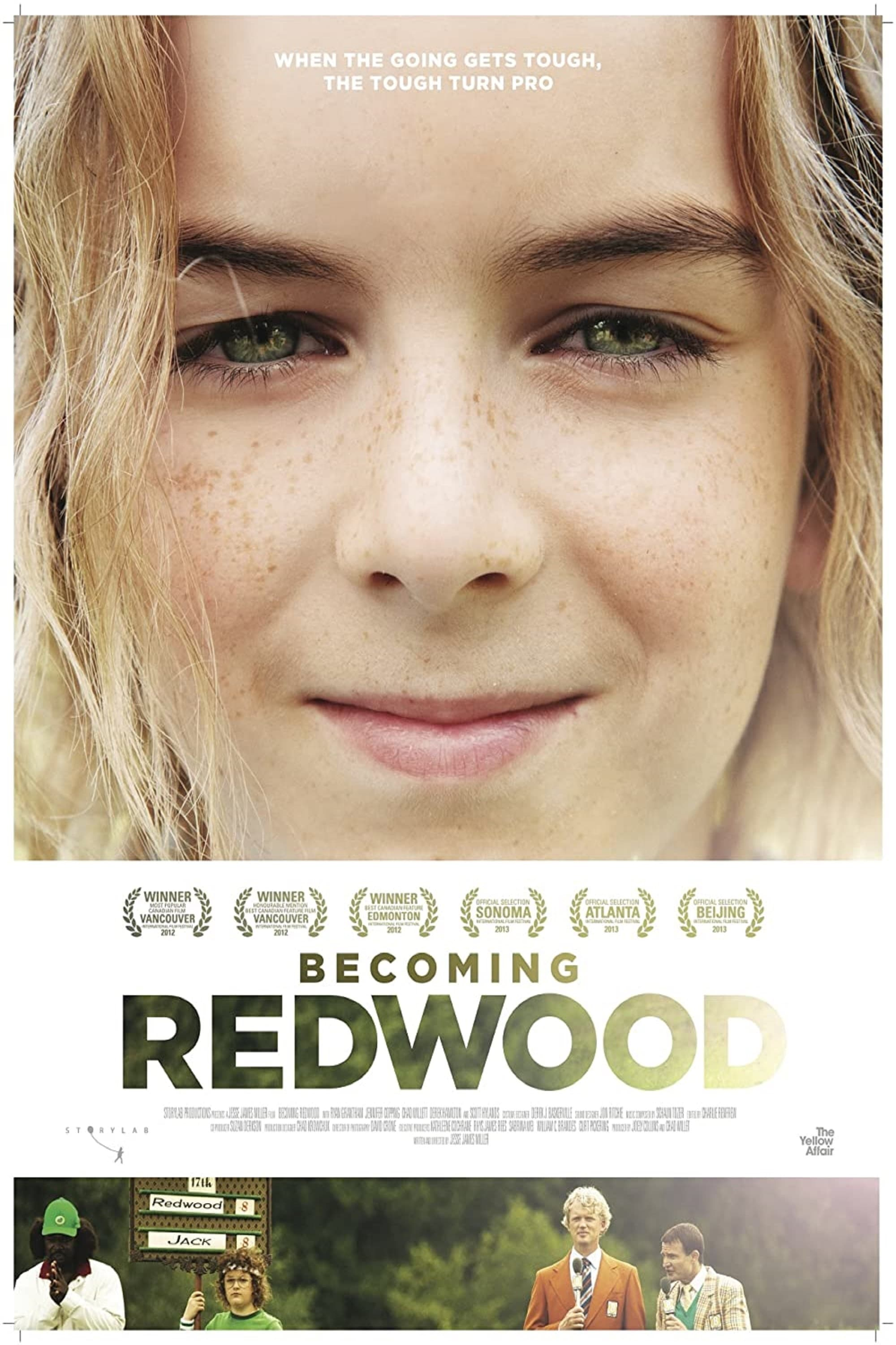 Becoming Redwood on FREECABLE TV