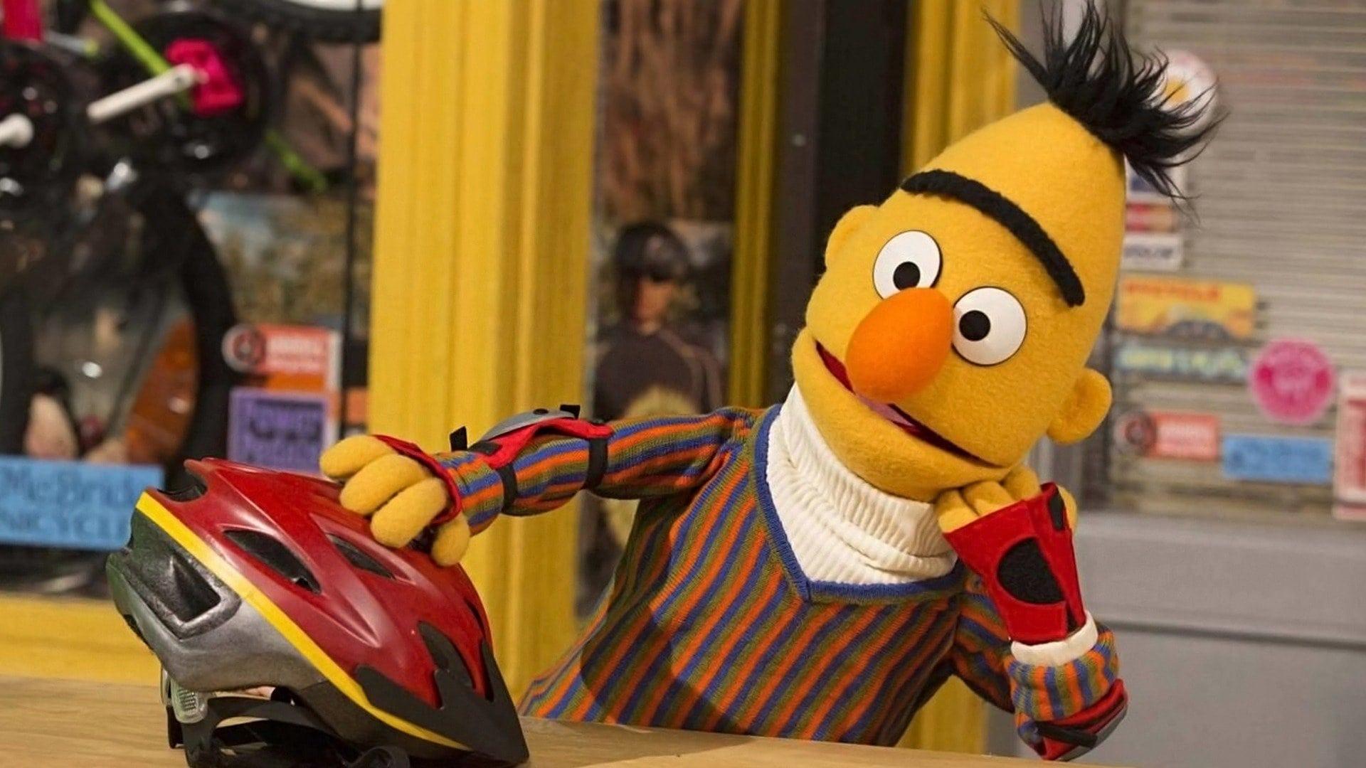 Sesame Street Season 45 :Episode 2  Bert's Training Wheels