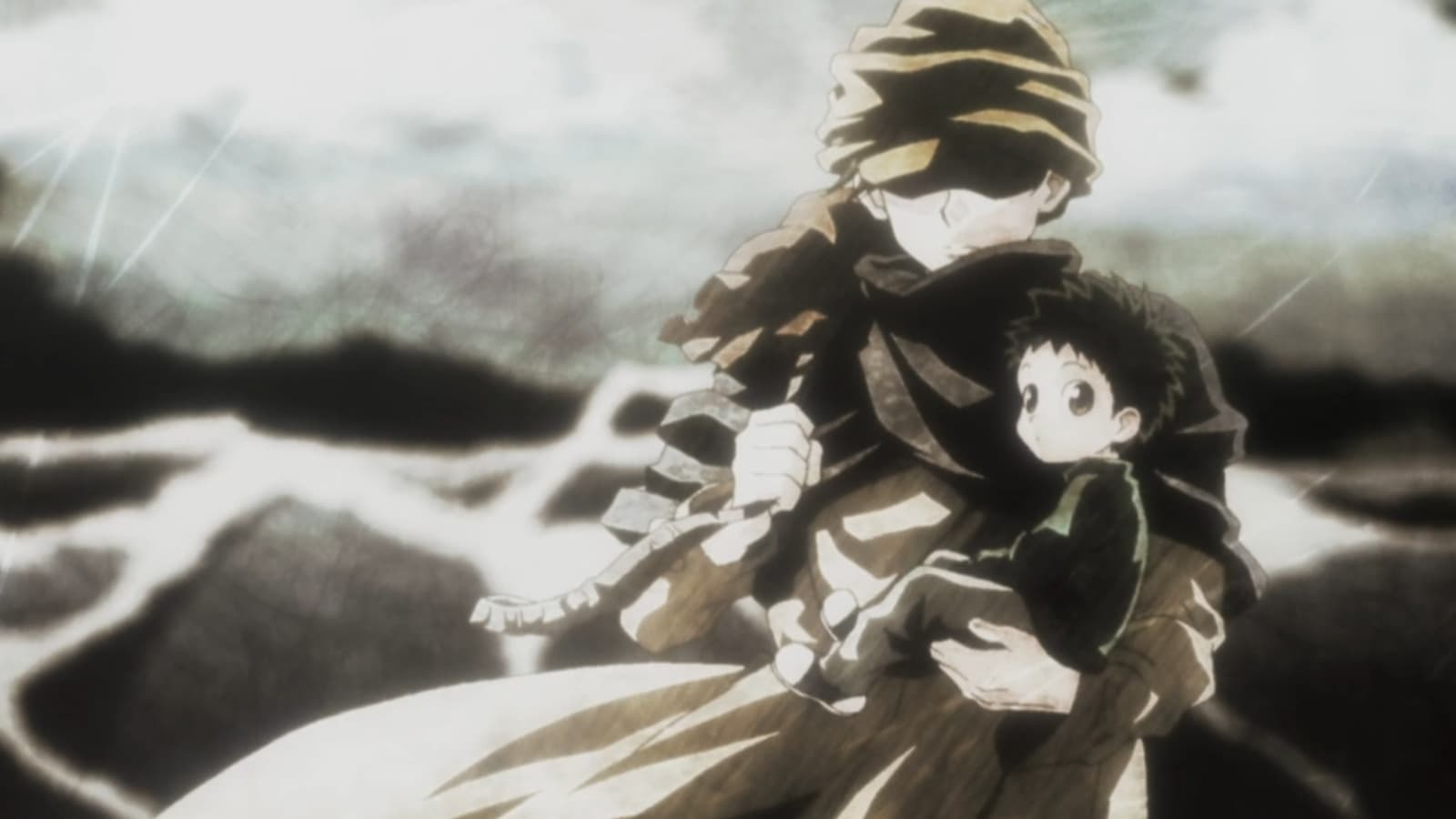 Hunter x Hunter Season 1 :Episode 37  Ging x And x Gon!