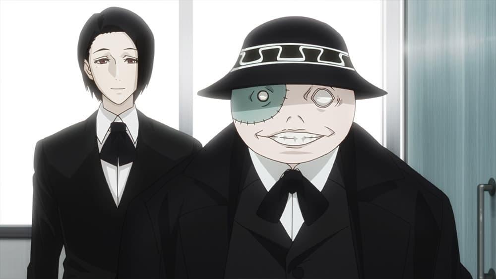 Tokyo Ghoul: re – Episodi 8
