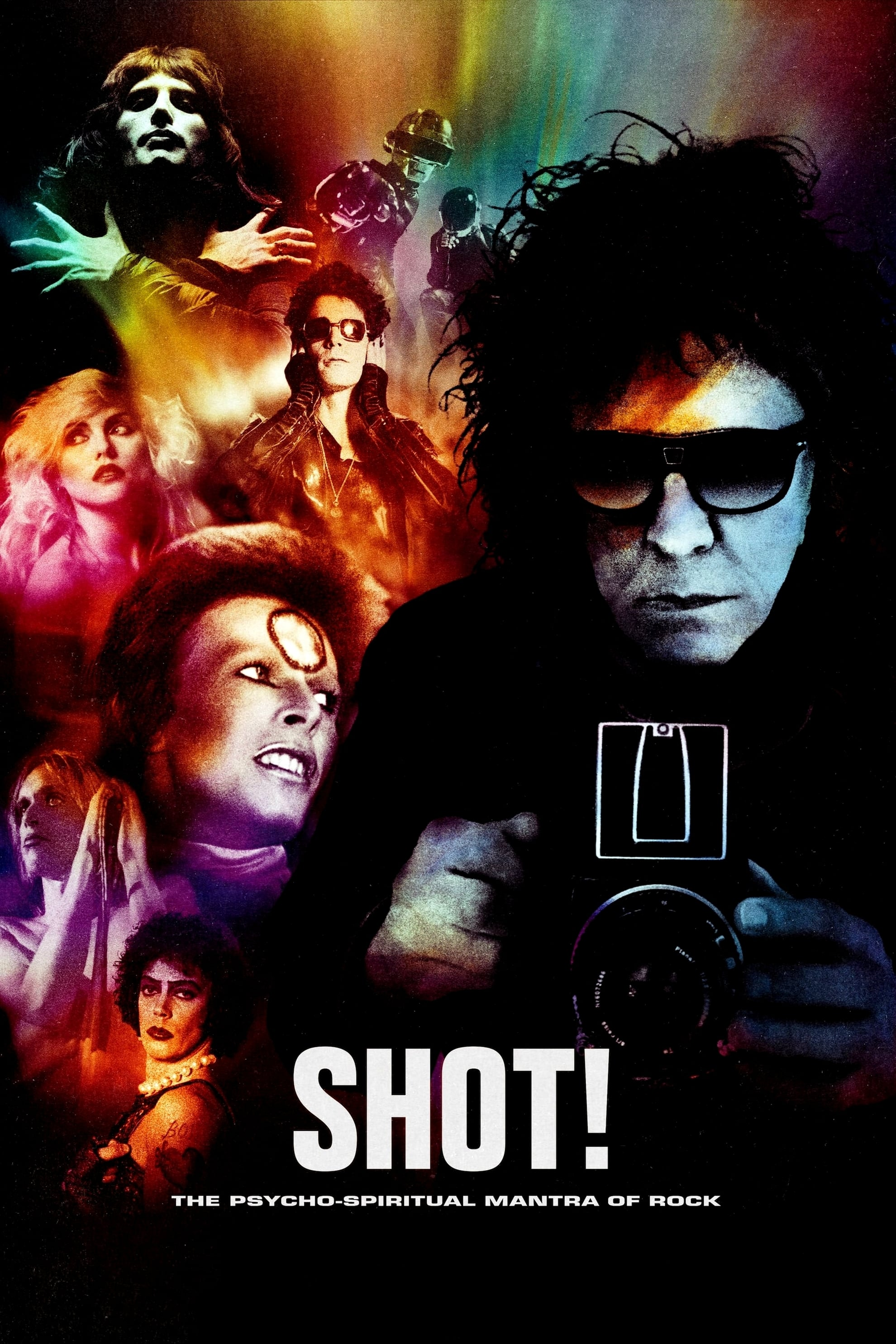 SHOT! The Psycho-Spiritual Mantra of Rock on FREECABLE TV