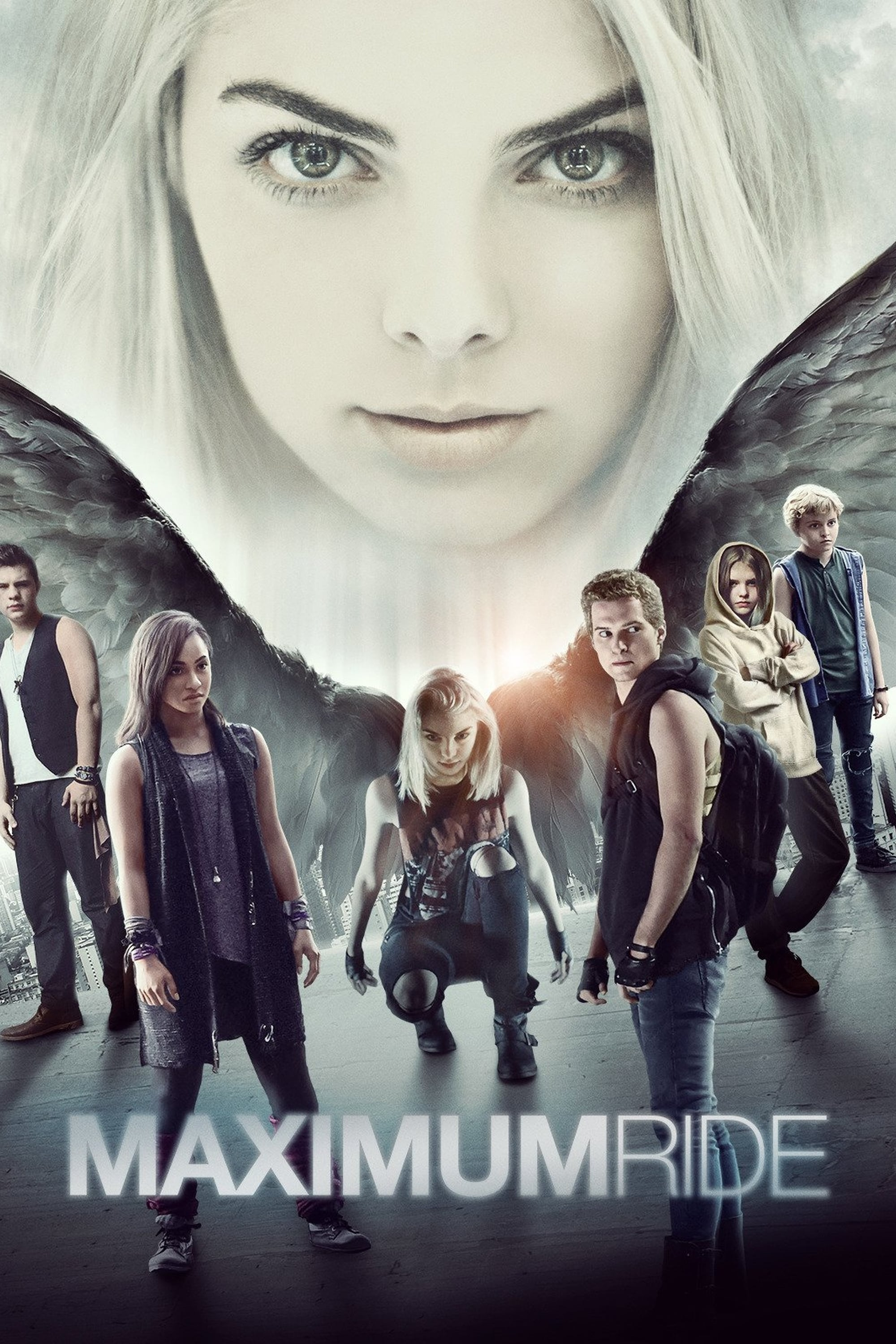 Maximum Ride on FREECABLE TV