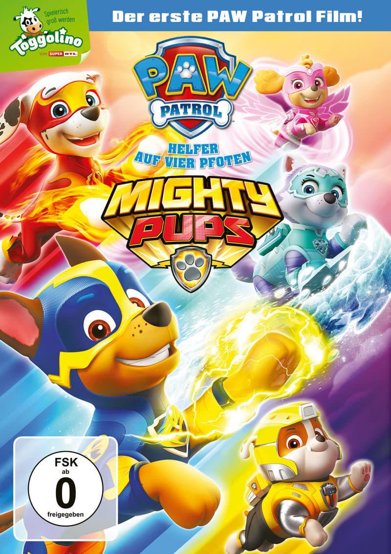 Paw Patrol Mighty Pups (2018)