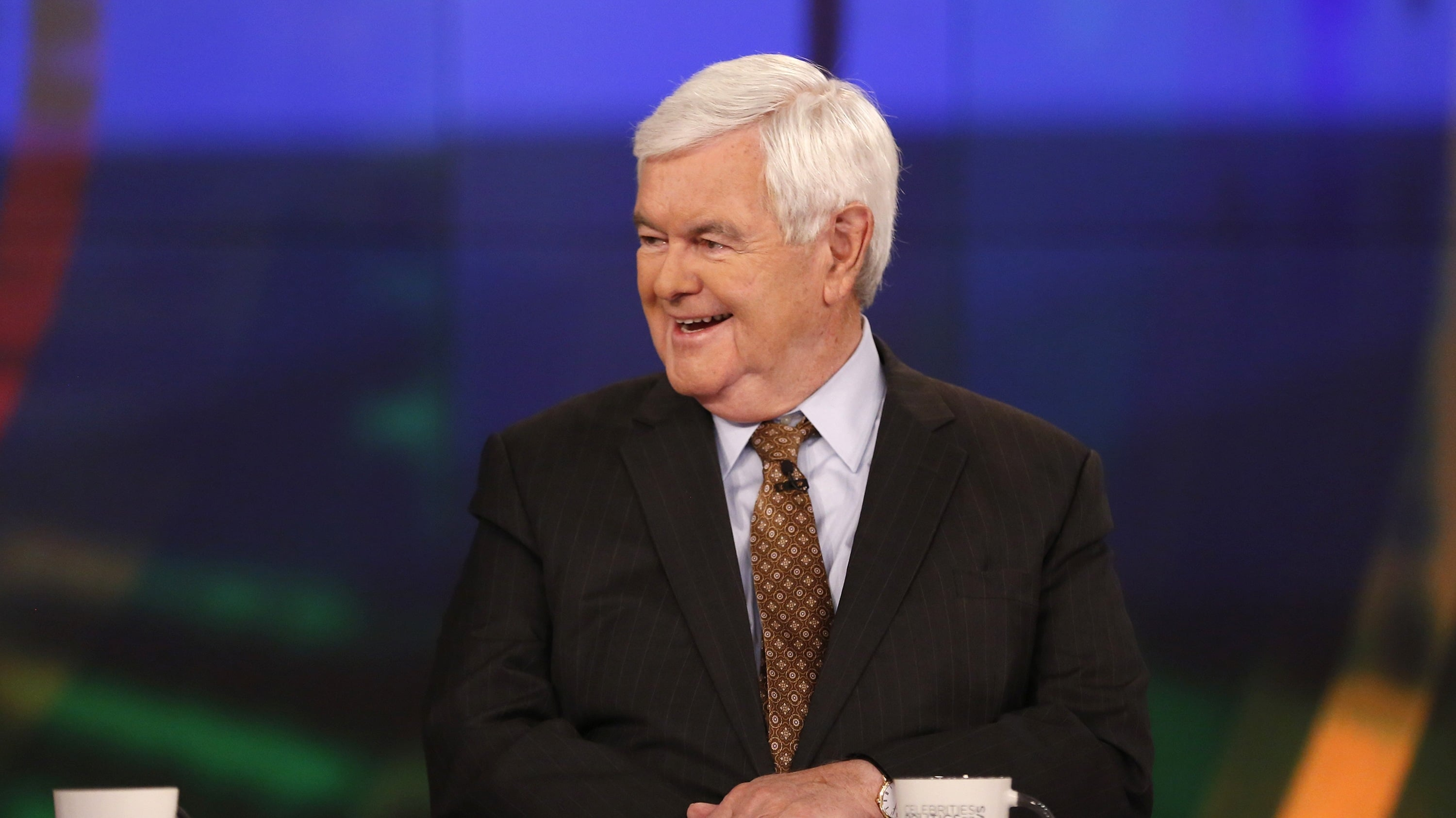 The View Season 23 :Episode 36  Newt Gingrich and Edward Norton