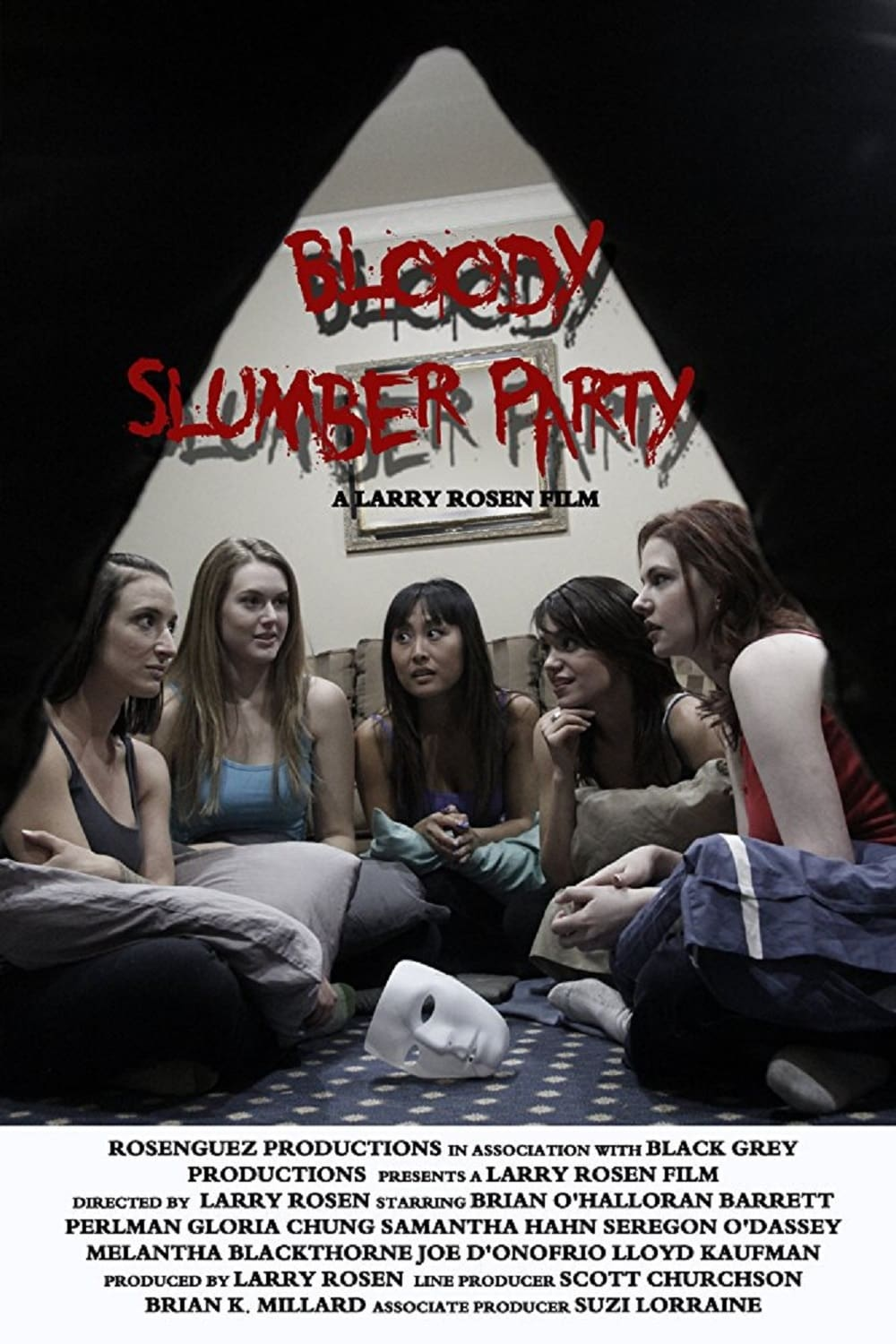 Ver Bloody Slumber Party Online HD Español (2014)