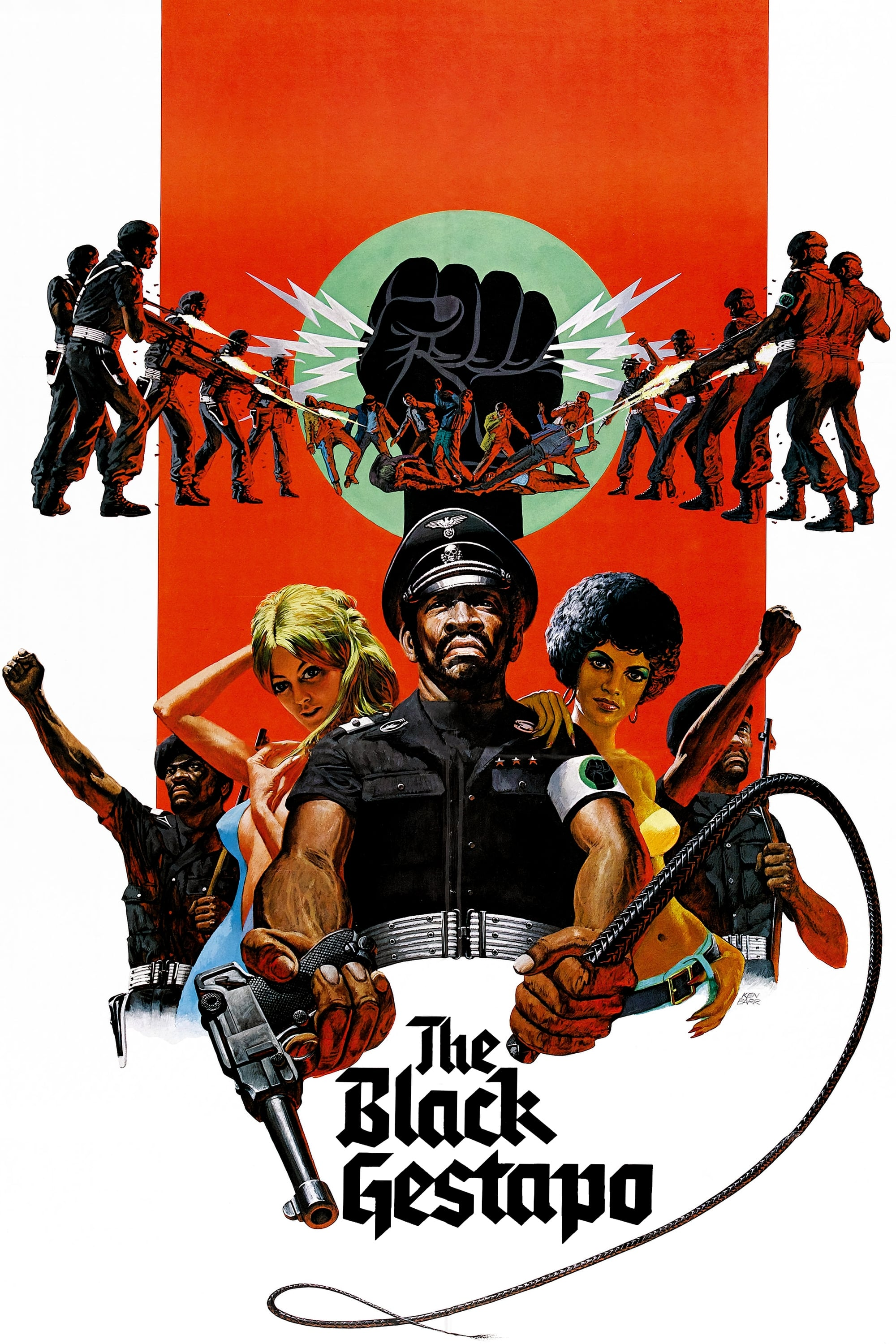 The Black Gestapo on FREECABLE TV