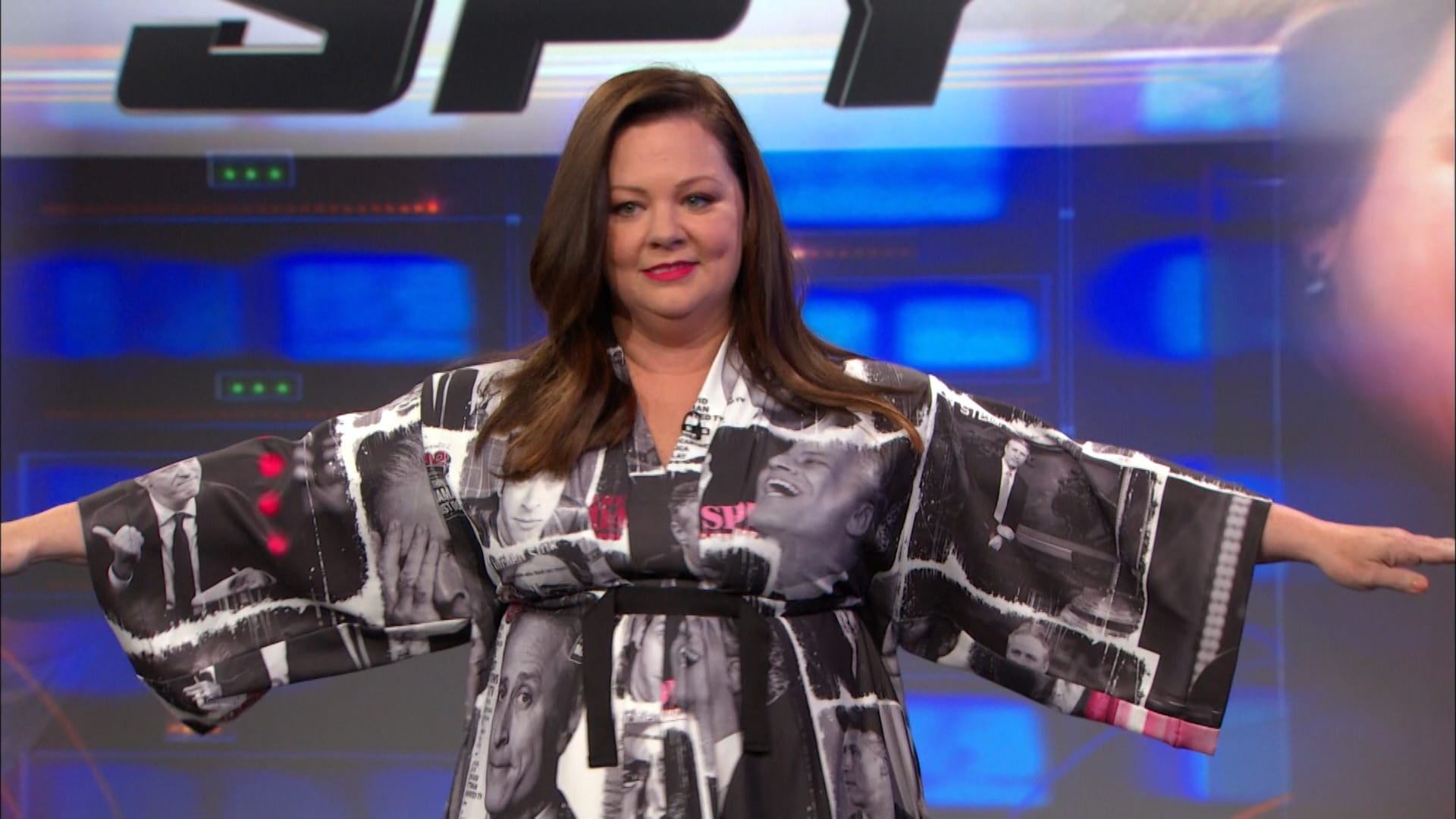 The Daily Show with Trevor Noah Season 20 :Episode 113  Melissa McCarthy