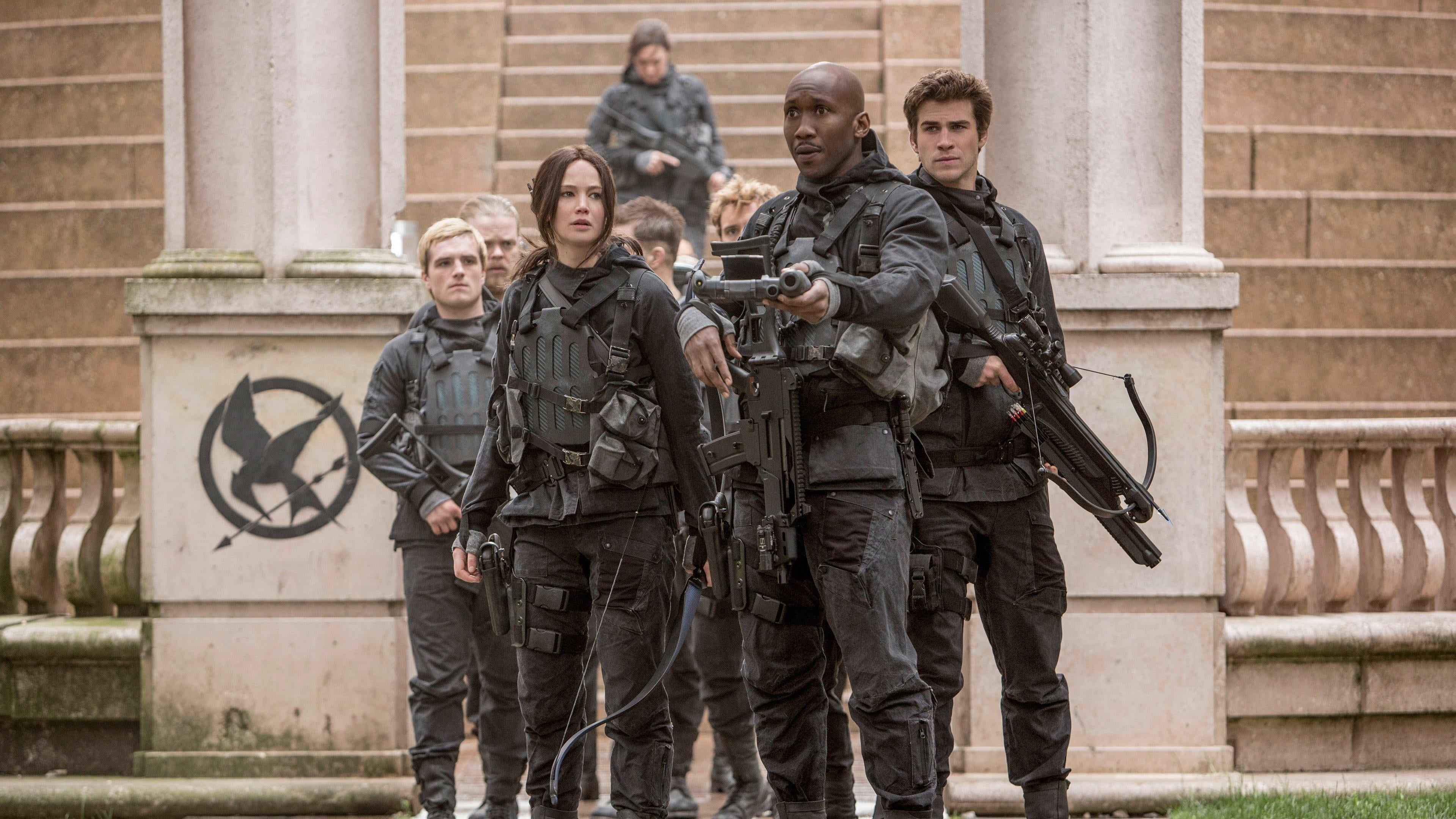 Mockingjay Ganzer Film