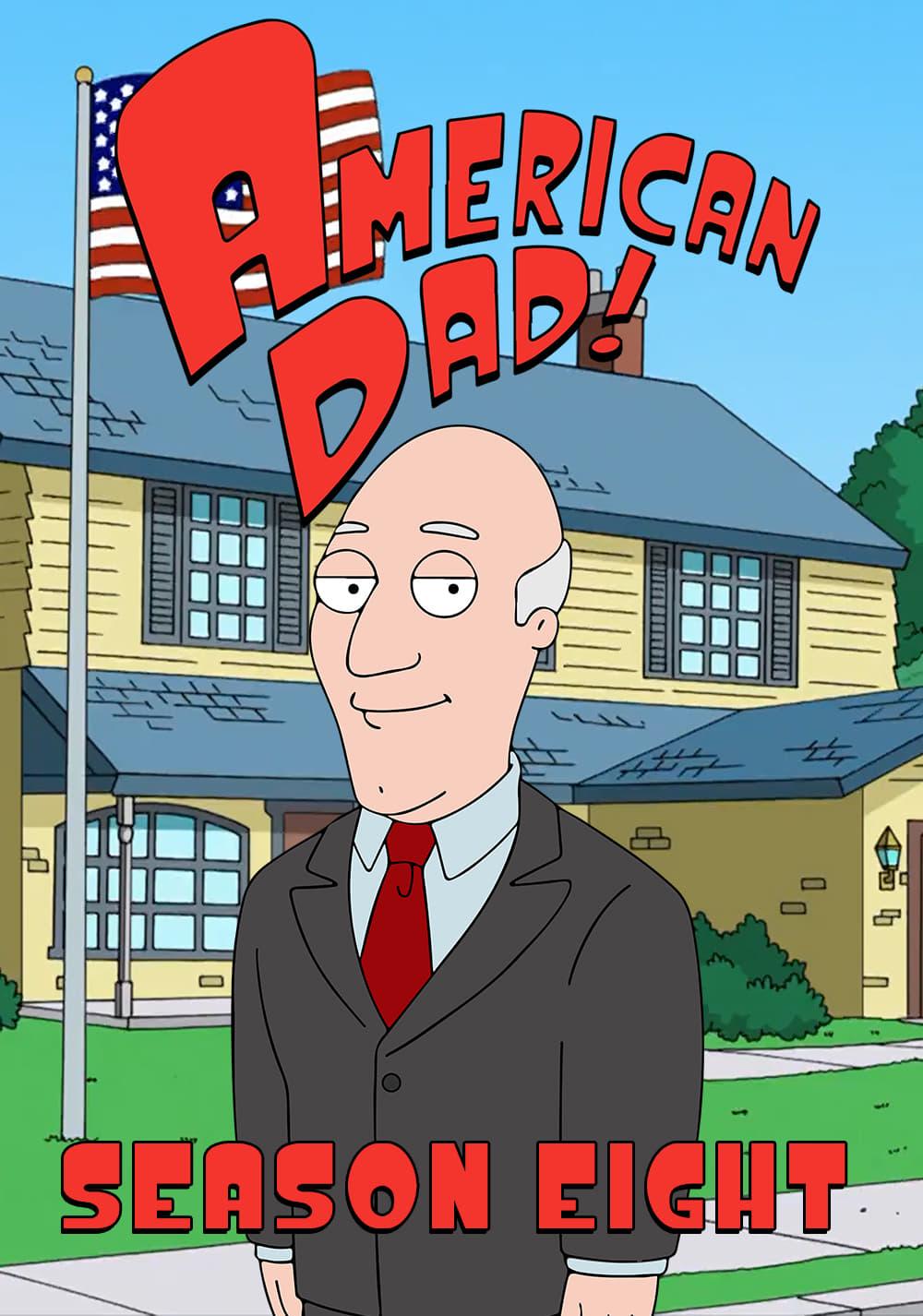 American Dad! Season 8