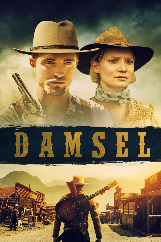 Póster Damsel
