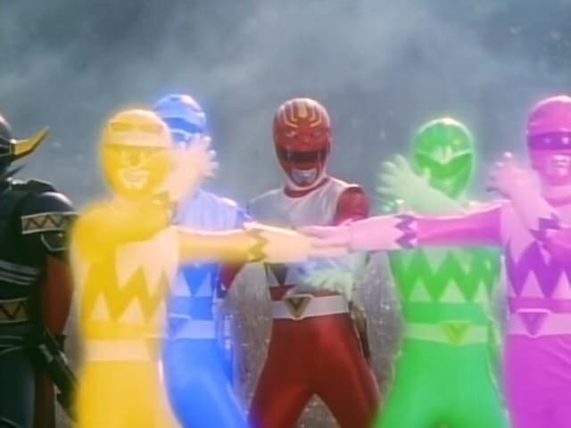 Super Sentai Season 22 :Episode 49  Mountain of Miracles