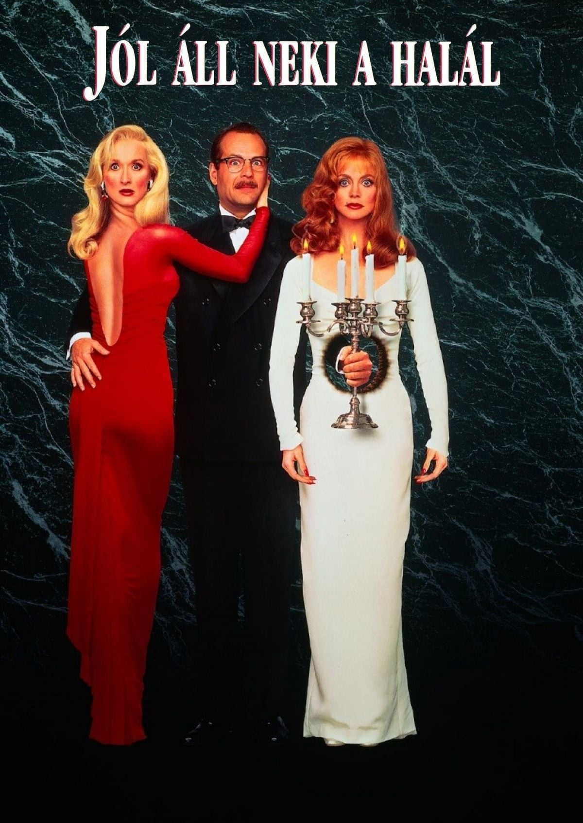 Death Becomes Her (1992) - Posters — The Movie Database (TMDb)