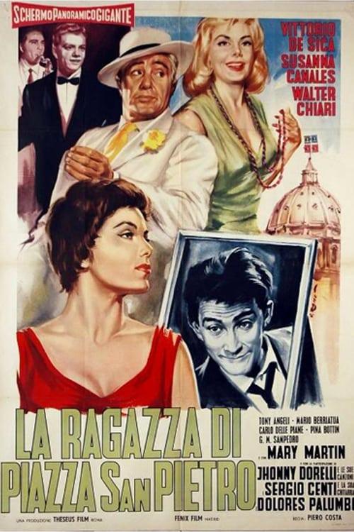 The Girl of San Pietro Square (1958)