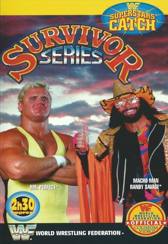 WWE Survivor Series 1992 (1992)