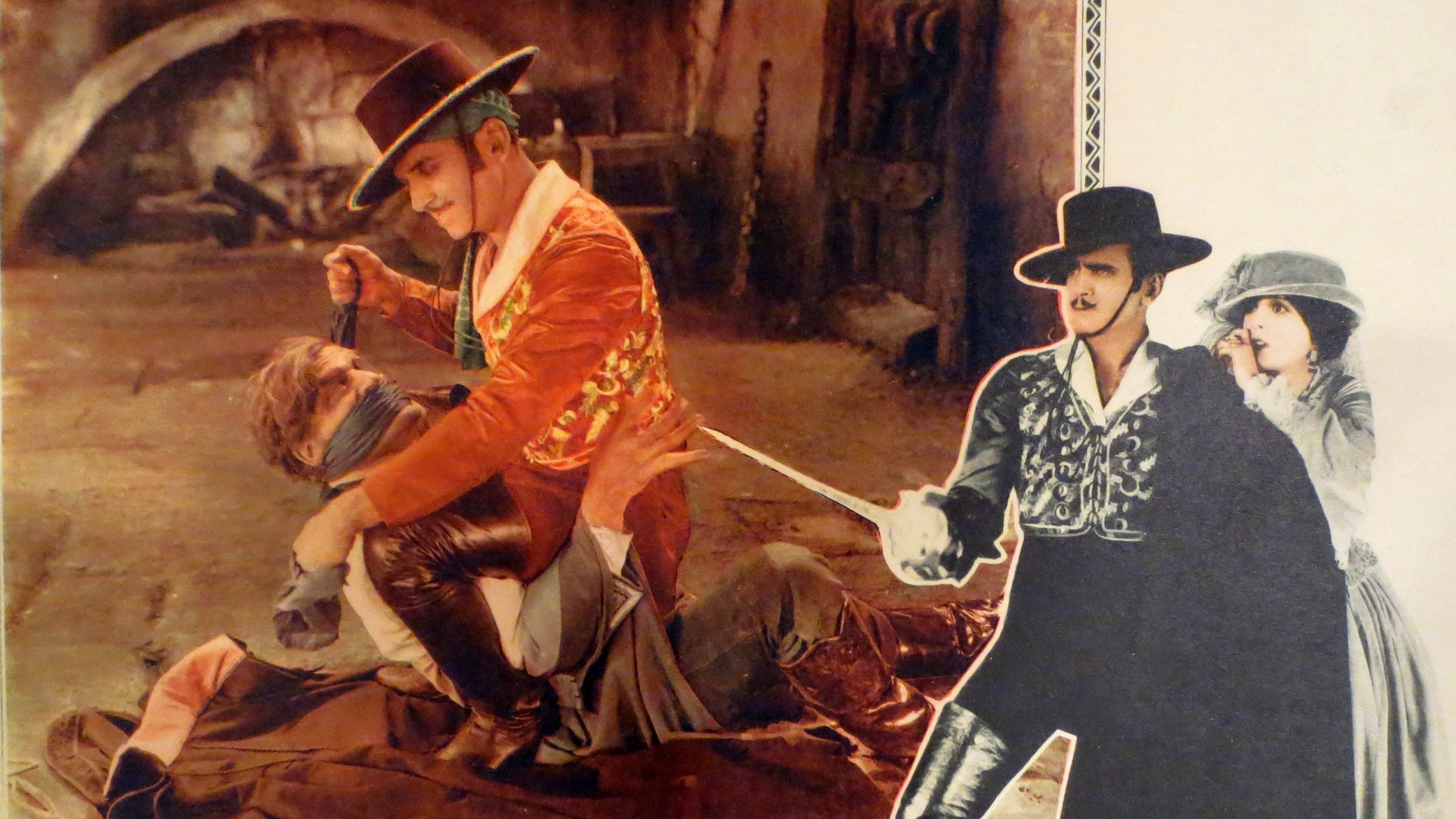 Don Q fils de Zorro (1925)